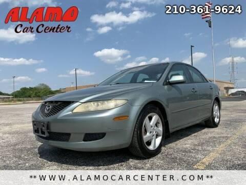 2004 Mazda MAZDA6 for sale at Alamo Car Center in San Antonio TX