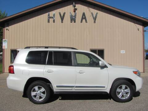 2015 Toyota Land Cruiser for sale at HyWay Auto Sales in Holland MI