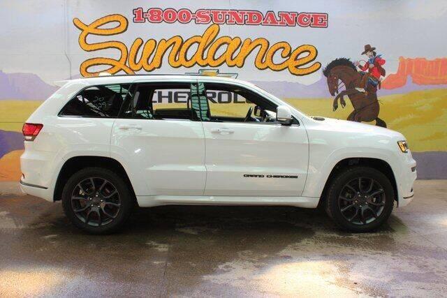 2020 Jeep Grand Cherokee for sale at Sundance Chevrolet in Grand Ledge MI
