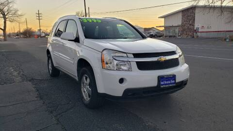 2008 Chevrolet Equinox for sale at Sand Mountain Motors in Fallon NV