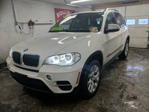 2012 BMW X5 for sale at BOLLING'S AUTO in Bristol TN