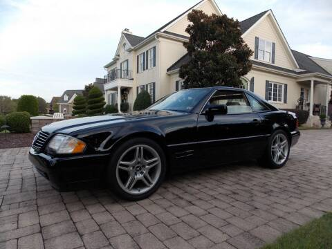 1996 Mercedes-Benz SL-Class for sale at Deer Park Auto Sales Corp in Newport News VA