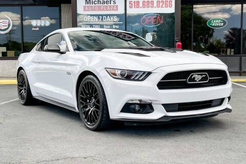 2015 Ford Mustang for sale at Michaels Auto Plaza in East Greenbush NY