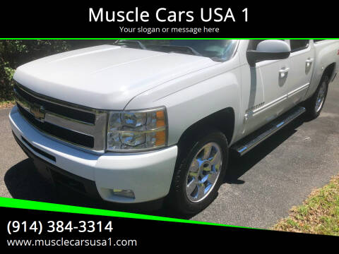 2011 Chevrolet Silverado 1500 for sale at Muscle Cars USA 1 in Murrells Inlet SC