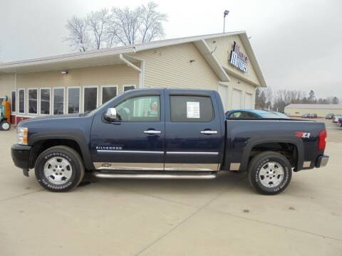 2011 Chevrolet Silverado 1500 for sale at Milaca Motors in Milaca MN