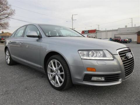 2009 Audi A6 for sale at Cam Automotive LLC in Lancaster PA