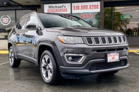 2019 Jeep Compass for sale at Michaels Auto Plaza in East Greenbush NY