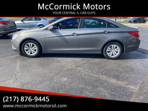 2011 Hyundai Sonata for sale at McCormick Motors in Decatur IL