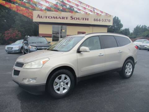 2011 Chevrolet Traverse for sale at Automart South in Alabaster AL