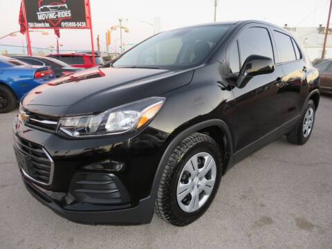 2018 Chevrolet Trax for sale at Moving Rides in El Paso TX