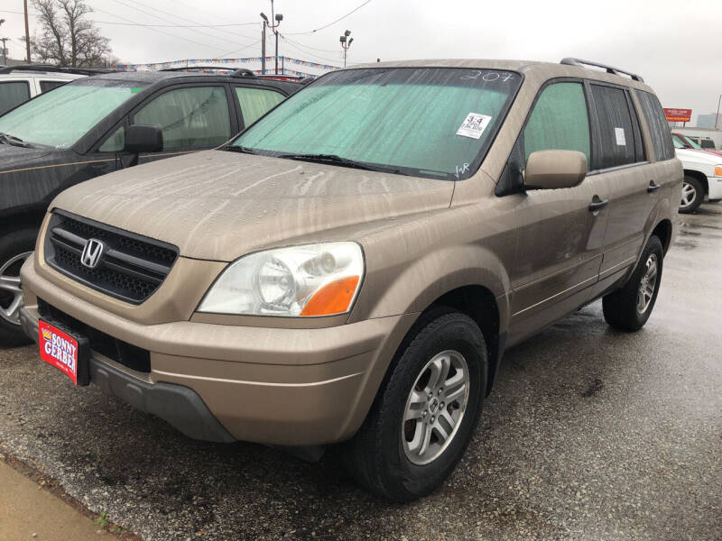 2003 Honda Pilot for sale at Sonny Gerber Auto Sales 4519 Cuming St. in Omaha NE