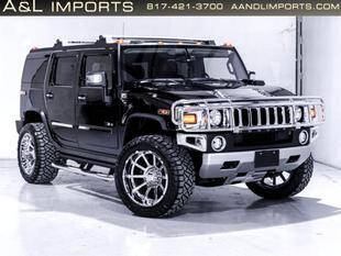 2009 HUMMER H2 for sale at A & L IMPORTS INC in Colleyville TX