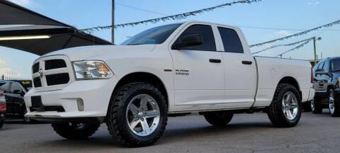 2017 RAM Ram Pickup 1500 for sale at Elite Motors in El Paso TX