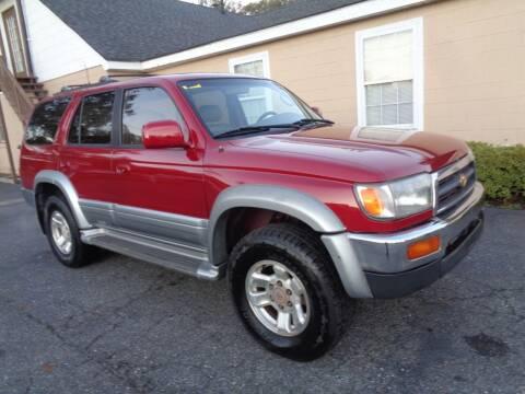 1997 Toyota 4Runner for sale at Liberty Motors in Chesapeake VA