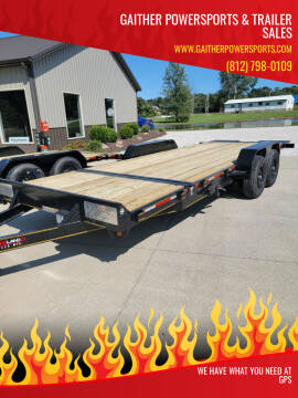 2022 Heartland 22' suretilt for sale at Gaither Powersports & Trailer Sales in Linton IN
