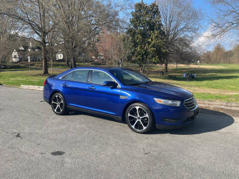 2014 Ford Taurus for sale at Bull City Auto Sales and Finance in Durham NC