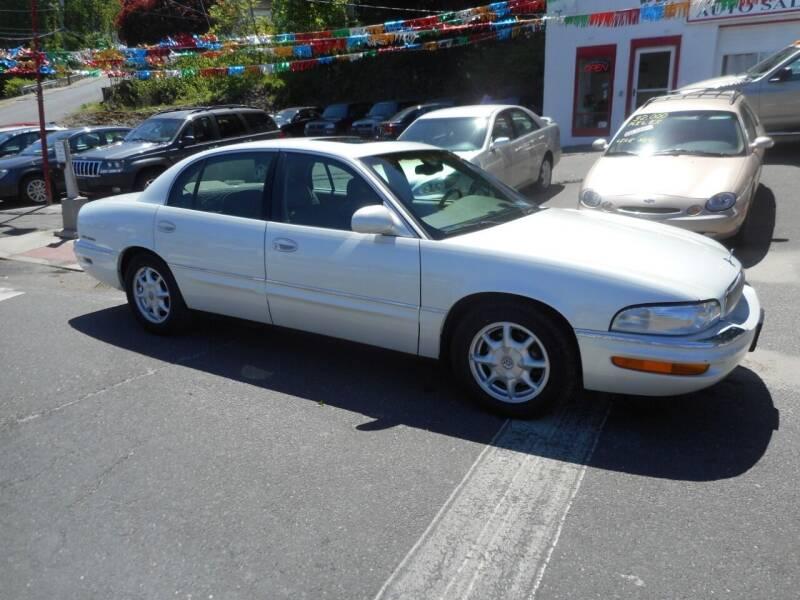2000 Buick Park Avenue for sale at Ricciardi Auto Sales in Waterbury CT