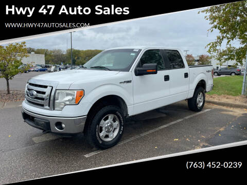 2012 Ford F-150 for sale at Hwy 47 Auto Sales in Saint Francis MN