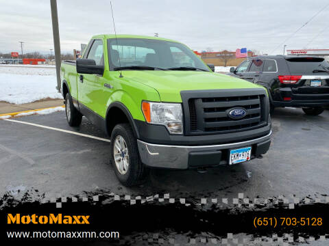 2009 Ford F-150 for sale at MotoMaxx in Spring Lake Park MN