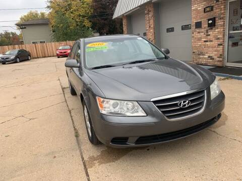 2010 Hyundai Sonata for sale at LOT 51 AUTO SALES in Madison WI