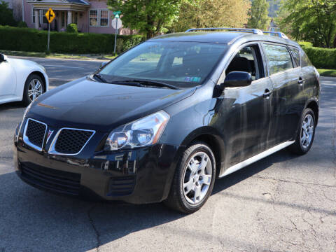 2010 Pontiac Vibe for sale at Advantage Auto Sales in Wheeling WV