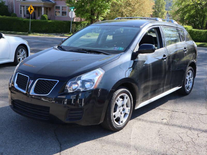 2010 Pontiac Vibe for sale at Advantage Auto Sales in Wheeling WV
