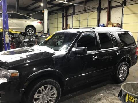 2011 Ford Expedition for sale at LA AUTO in Bates City MO