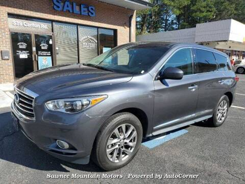 2014 Infiniti QX60 for sale at Michael D Stout in Cumming GA