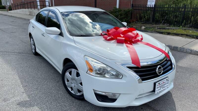 2015 Nissan Altima for sale in Paterson, NJ