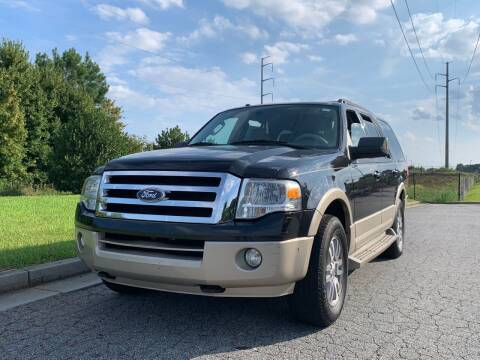 2010 Ford Expedition for sale at William D Auto Sales in Norcross GA
