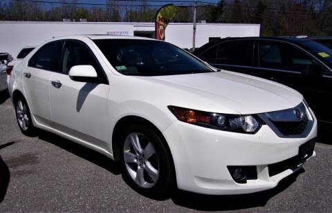 2010 Acura TSX for sale at Top Line Import of Methuen in Methuen MA
