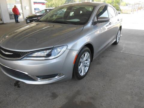 2015 Chrysler 200 for sale at Auto America in Charlotte NC