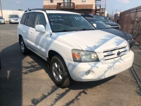 2006 Toyota Highlander for sale at Nicks Auto Sales in Philadelphia PA