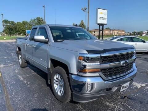 2019 Chevrolet Silverado 1500 LD for sale at Dunn Chevrolet in Oregon OH