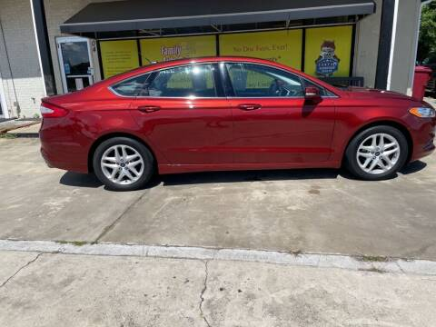 2014 Ford Fusion for sale at Family Auto Sales of Johnson City in Johnson City TN