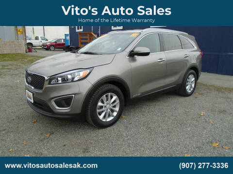 2016 Kia Sorento for sale at Vito's Auto Sales in Anchorage AK