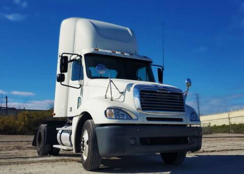 2005 Freightliner Columbia 120 for sale at A F SALES & SERVICE in Indianapolis IN