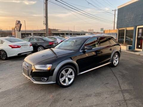 2016 Audi Allroad for sale at Saugus Auto Mall in Saugus MA