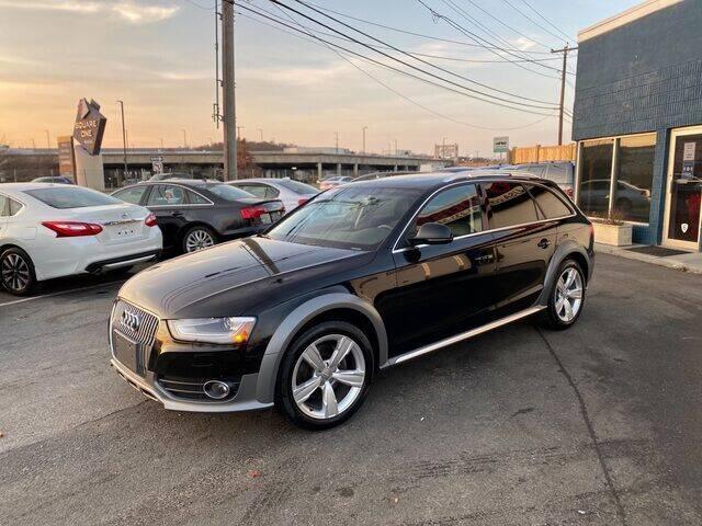 2016 Audi Allroad for sale in Saugus, MA