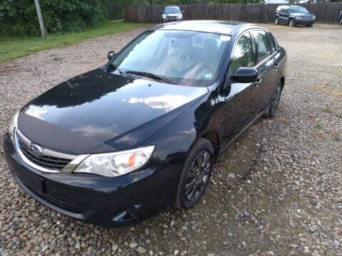 2009 Subaru Impreza for sale at Seneca Motors, Inc. (Seneca PA) in Seneca PA
