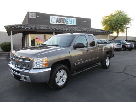 2013 Chevrolet Silverado 1500 for sale at Auto Hall in Chandler AZ