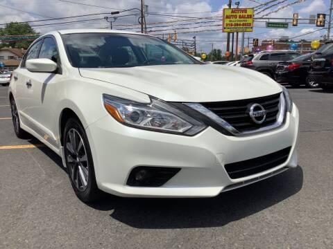 2016 Nissan Altima for sale at Active Auto Sales in Hatboro PA