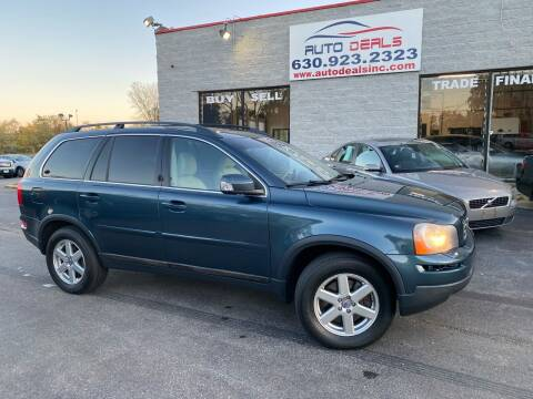 2007 Volvo XC90 for sale at Auto Deals in Roselle IL