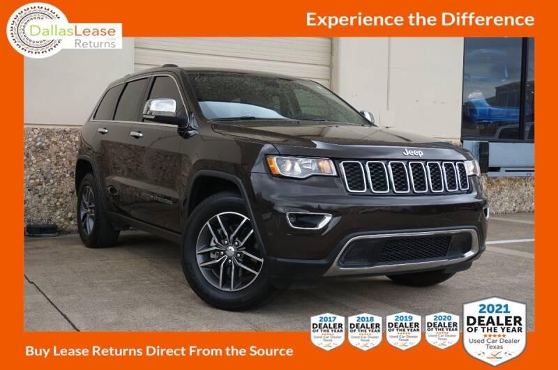 2017 Jeep Grand Cherokee for sale in Dallas, TX