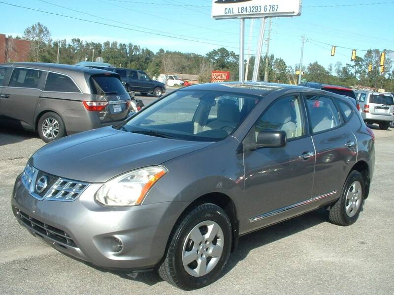 2011 Nissan Rogue for sale at Northgate Auto Sales in Myrtle Beach SC