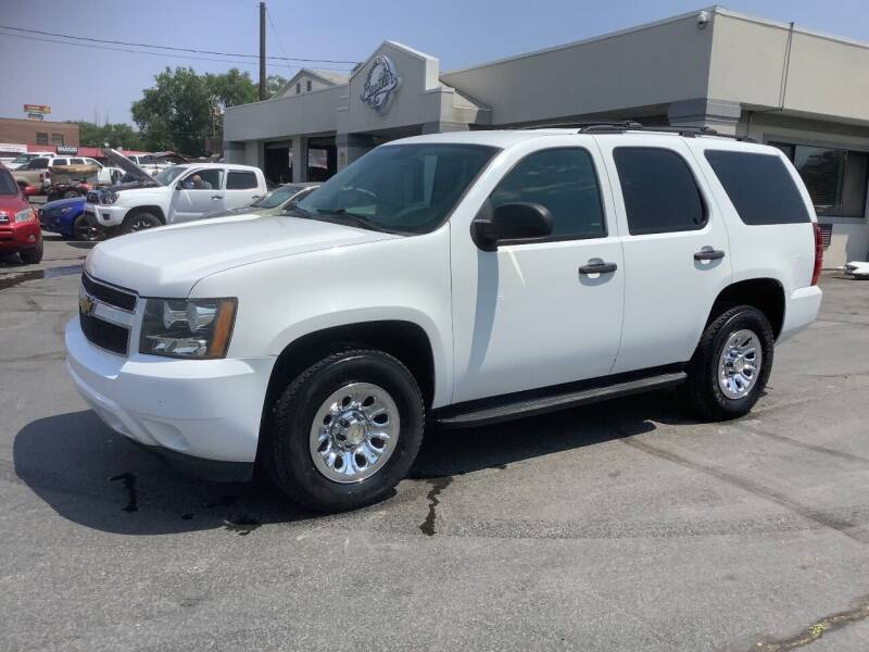 2014 Chevrolet Tahoe for sale at Beutler Auto Sales in Clearfield UT
