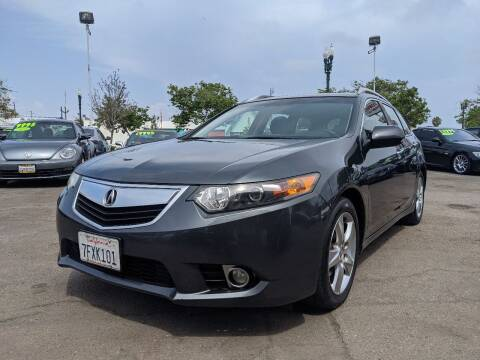 2012 Acura TSX Sport Wagon for sale at Convoy Motors LLC in National City CA