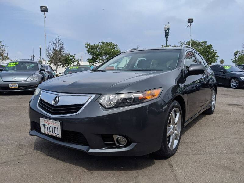 2012 Acura TSX Sport Wagon for sale in National City, CA