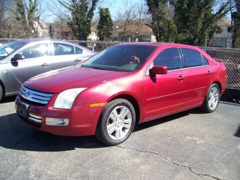 2009 Ford Fusion for sale at Collector Car Co in Zanesville OH