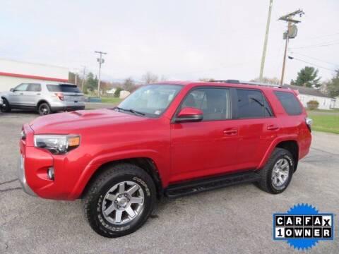 2016 Toyota 4Runner for sale at DUNCAN SUZUKI in Pulaski VA